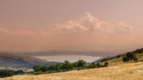 View of Serres, Greece Royalty Free Stock Image