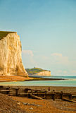 View of Seven Sisters Stock Images