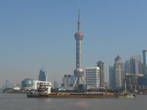 View of Shangai Royalty Free Stock Image
