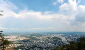 View of shaoguan 2 Royalty Free Stock Photography
