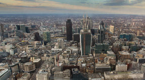View from the Shard Stock Photos