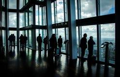 View at The Shard Stock Image