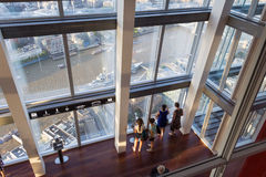 View from the Shard Royalty Free Stock Photo