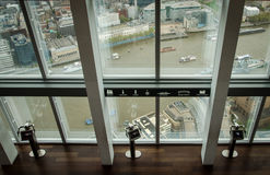 View from the Shard Royalty Free Stock Photos