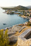 View of Sibenik Royalty Free Stock Image