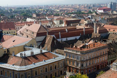 View of Sibiu Stock Image