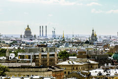 View the sights of the city from a height in St. Petersburg.Russ Stock Photos