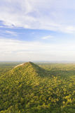 View from Sigiriya, Sri Lanka Stock Photography