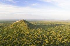 View from Sigiriya, Sri Lanka Stock Image