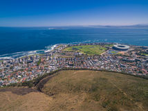 View from Signal hill Royalty Free Stock Photos