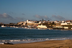 View of Sines, Portugal Stock Photos