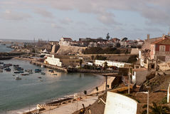 View of Sines, Portugal Stock Images