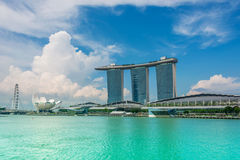 View of Singapore Stock Photos