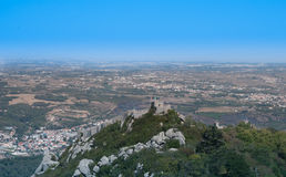 View on Sintra, Portugal Stock Photography
