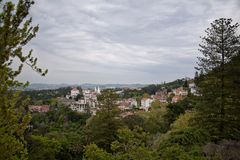 View of Sintra, Portugal Royalty Free Stock Images