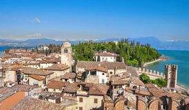 Sirmione, Garda Lake Royalty Free Stock Photo