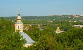 View of Smolensk Stock Photo