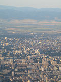 View of Sofia city Stock Photography
