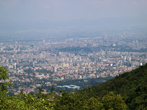 View of Sofia Stock Photos