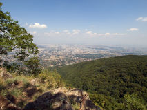 View of Sofia Royalty Free Stock Photography