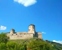 The Old Fortress, Kamenets-Podolsky, Ukraine royalty free stock photos