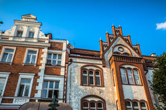 View of the Sopot City in Poland Royalty Free Stock Photography