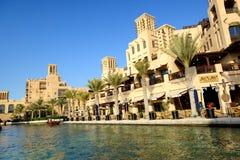 View of the Souk Madinat Jumeirah Stock Photos
