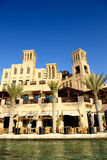 View of the Souk Madinat Jumeirah Stock Image