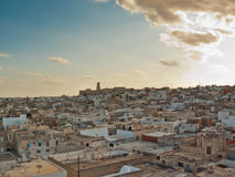 View of Sousse. In Tunisia Royalty Free Stock Images