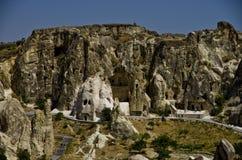 View of South Cappadocia Valley. stock photos