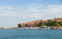 View of Sozopol, Bulgaria Royalty Free Stock Image