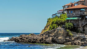 View of Sozopol Stock Photography