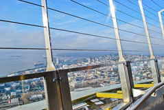 View from Space Needle in Seattle Royalty Free Stock Photo