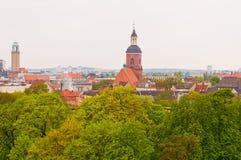 View of Spandau. Berlin. Stock Image