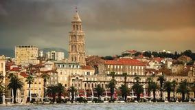View of Split, Croatia Stock Images