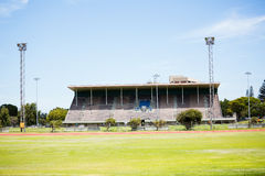 View of sports stadium Royalty Free Stock Photography