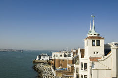 View from Square Tower, Portsmouth Stock Photos
