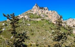 View of St. Hilarion castle near Kyrenia 4 Stock Photo