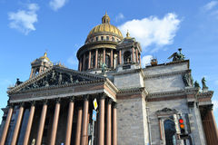 St. Isaac's Cathedral. Stock Image