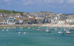 View of St. Ives Stock Photography