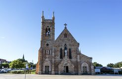 Wagga Wagga – St Michael Catholic Cathedral Stock Images