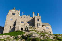 View on St Michaels Mount Marazion Cornwall England UK Stock Photography