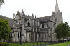 View of St. Patrick's Cathedral Royalty Free Stock Photography