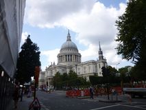 St. Paul cathedral in Southwark, London Stock Image