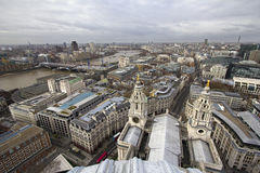 View from St. Pauls Royalty Free Stock Images