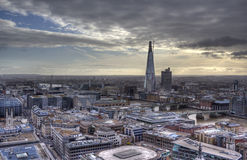 View from St. Pauls Royalty Free Stock Photos