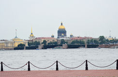 View of St. Petersburg Stock Image