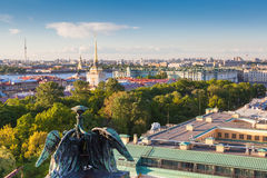 View of St. Petersburg Stock Images
