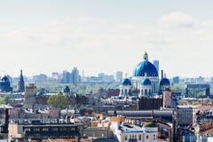 View of St. Petersburg Stock Photo