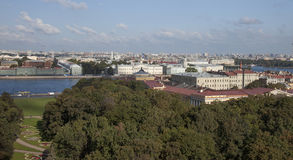 View of St. Petersburg fr Royalty Free Stock Photography